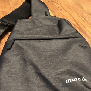 Inateck Schultertasche Unboxing