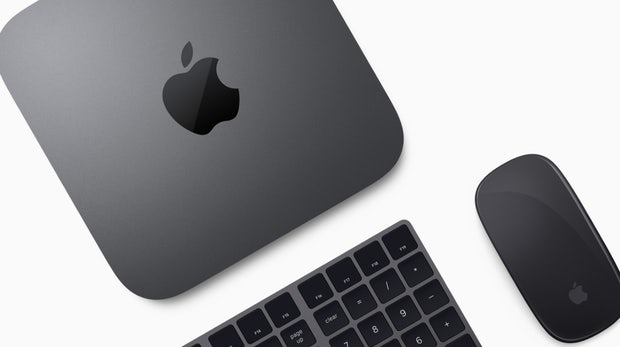 Mac Mini 2018 Techtober