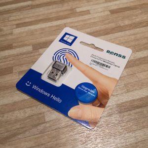 Benss FIngerabdrucksensor USB