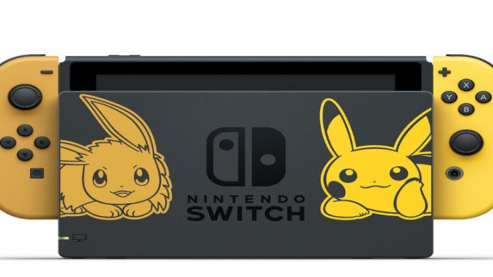 Pokèmon Switch