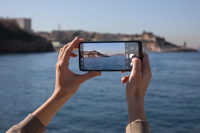 Wiko View3 Pro Kamera