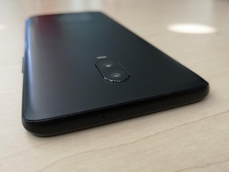 OnePlus 6T Rahmen