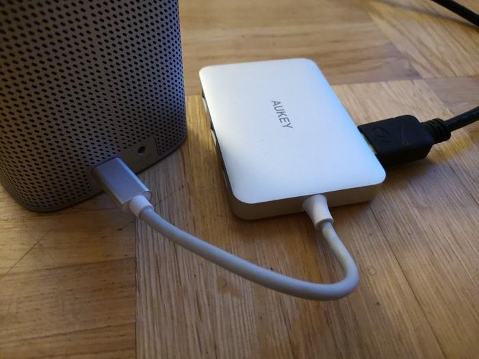 BenQ GV1 USB C Hubs