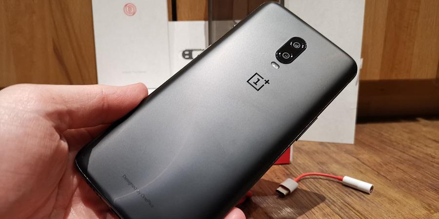 OnePlus 6T Titelbild