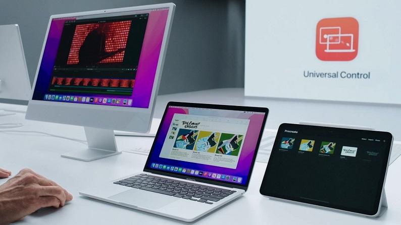 Apple Universal Control