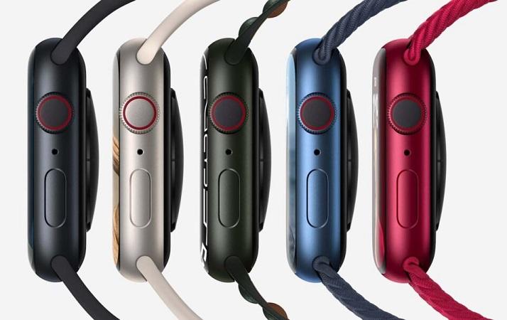 Apple Watch Series 7 Farben