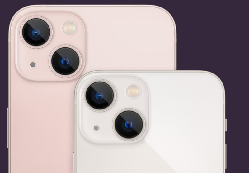 iPhone 13 Kamera