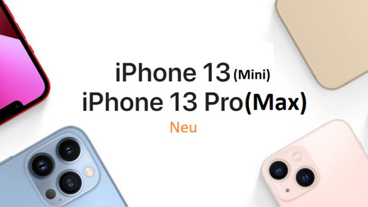 iPhone 13 Line Up Titelbild