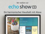 Amazon Echo Show 15 Titelbild